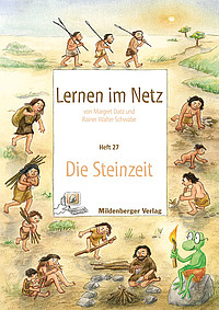 Webseiten Lernen im Netz – Heft 27: Die Steinzeit