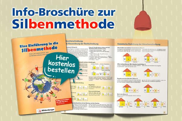 Info-Broschüre zur Silbenmethode