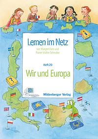 Webseiten Lernen im Netz – Heft 20: Wir und Europa