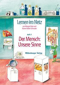 Webseiten Lernen im Netz – Heft 7: Der Mensch – Unsere Sinne