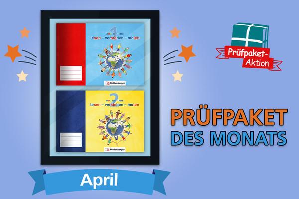 Prüfpaket des Monats – März