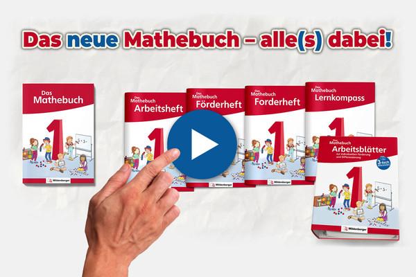 Das neue Mathebuch im Video