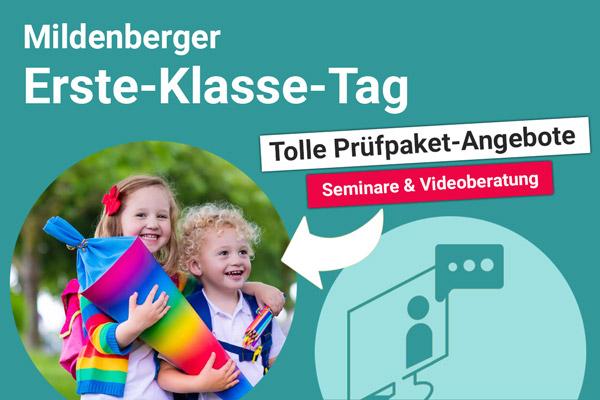 Mildenberger Erste-Klasse-Tag